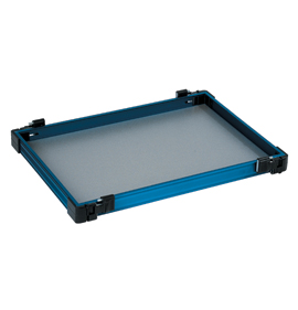 Rive F2 30mm Anodised Tray Unit Black
