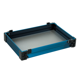 Rive F2 60mm Anodised Tray Unit Black
