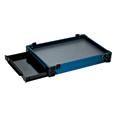 Rive F2 Anodised 30mm Tray and Drawer Black