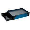 Rive F2 Anodised 30mm Tray & 60mm Drawer Unit Black