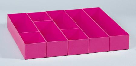 Rive F2 Organiser Tray Set 8 Comp 60mm