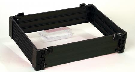 Rive F2 90mm Adonised Heightening Tray Black