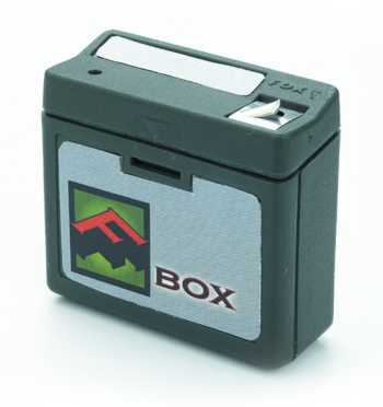Fox F Box Line Dispenser