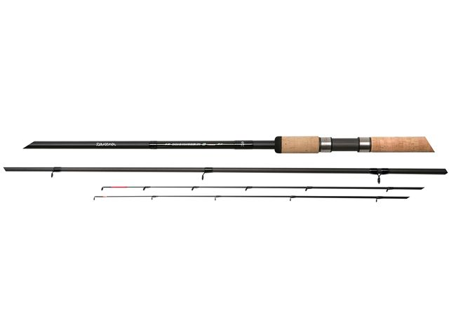 Daiwa Connoisseur G Feeder 12ft Power Quiver