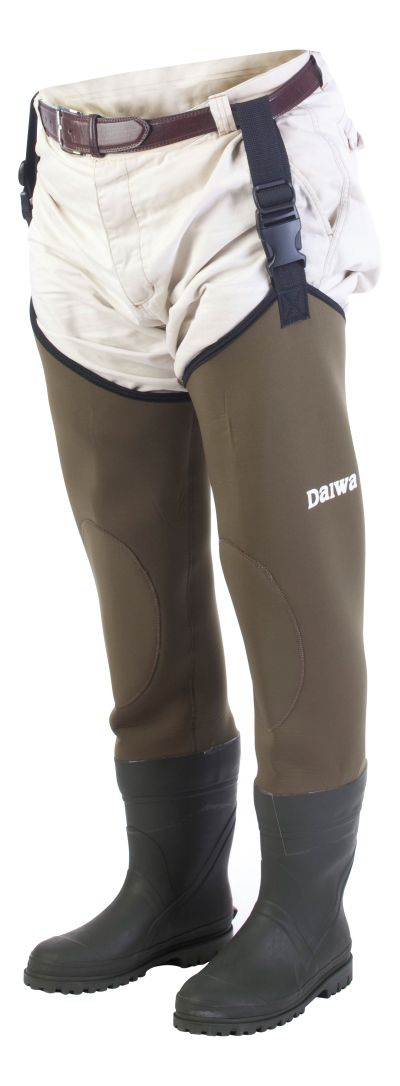 Daiwa High Performance Neoprene Hip Waders