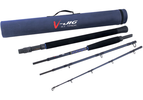 Fox V-Jig XT Trek 6ft 6ins