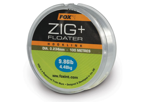 Fox Zig + Floater Hooklink