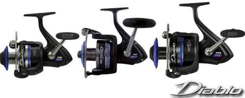 Fox Sport Fishing Diablo 550s