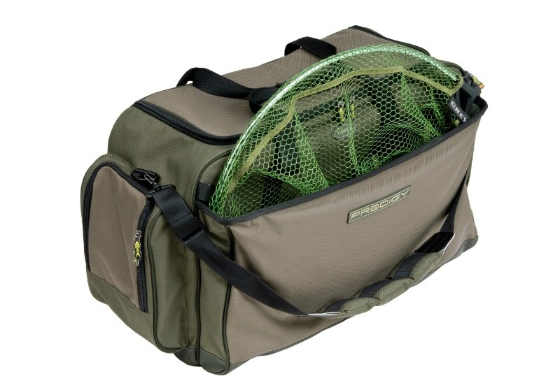 Greys Prodigy Carryall and Net Bag