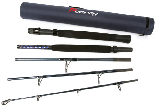 Fox Popper Trek 7ft