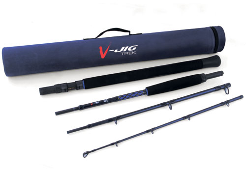 Fox V-Jig Trek 6ft 6ins