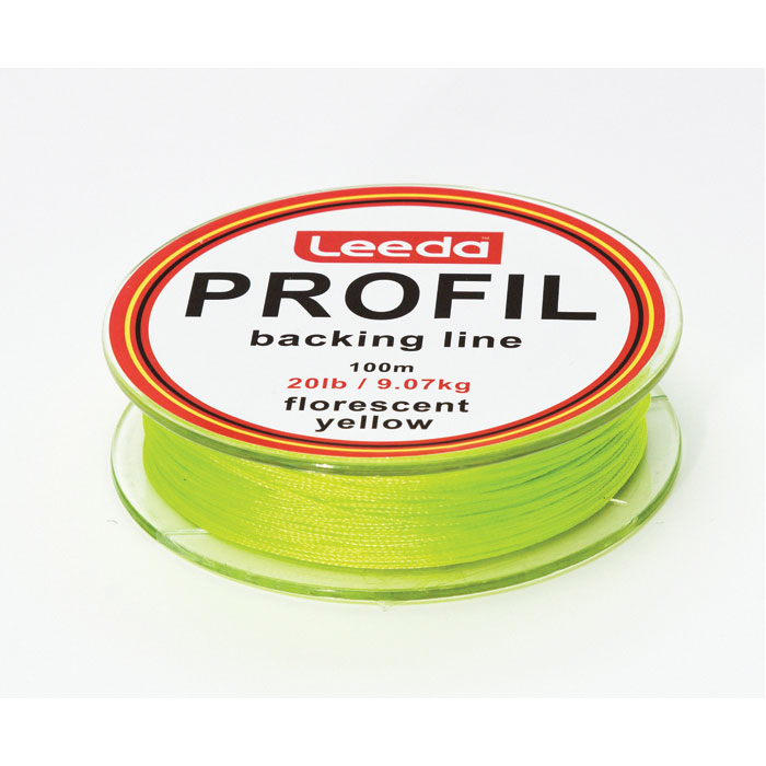 Leeda Profil Backing Line 20lb