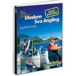 Fox Guide to Modern Sea Angling- Boat Edition