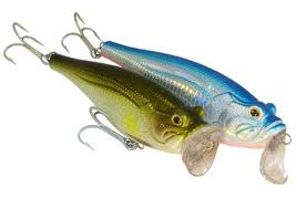Strike Pro Popper 18cm 85.5g Blue/Yellow Stripe