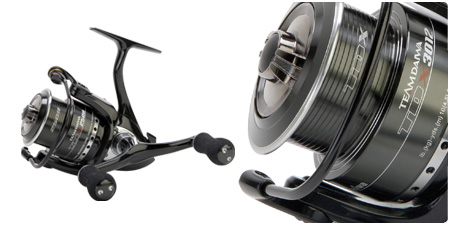 Team Daiwa TD-X Match Double Handle